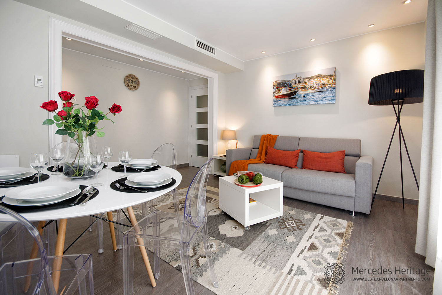 4 bedrooms penthouse apartments in barcelona mercedes for 4 bedroom luxury apartments
