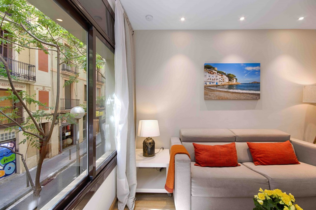 2 bedroom – Luxury apartments for rent in Barcelona-flat
