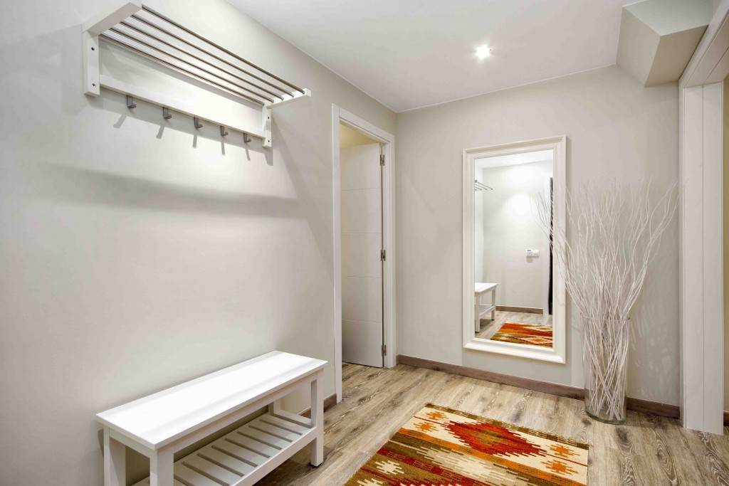 2 bedroom, luxury apartments for rent in Barcelona, four and six people