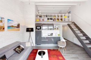 penthouse barcelona for rent