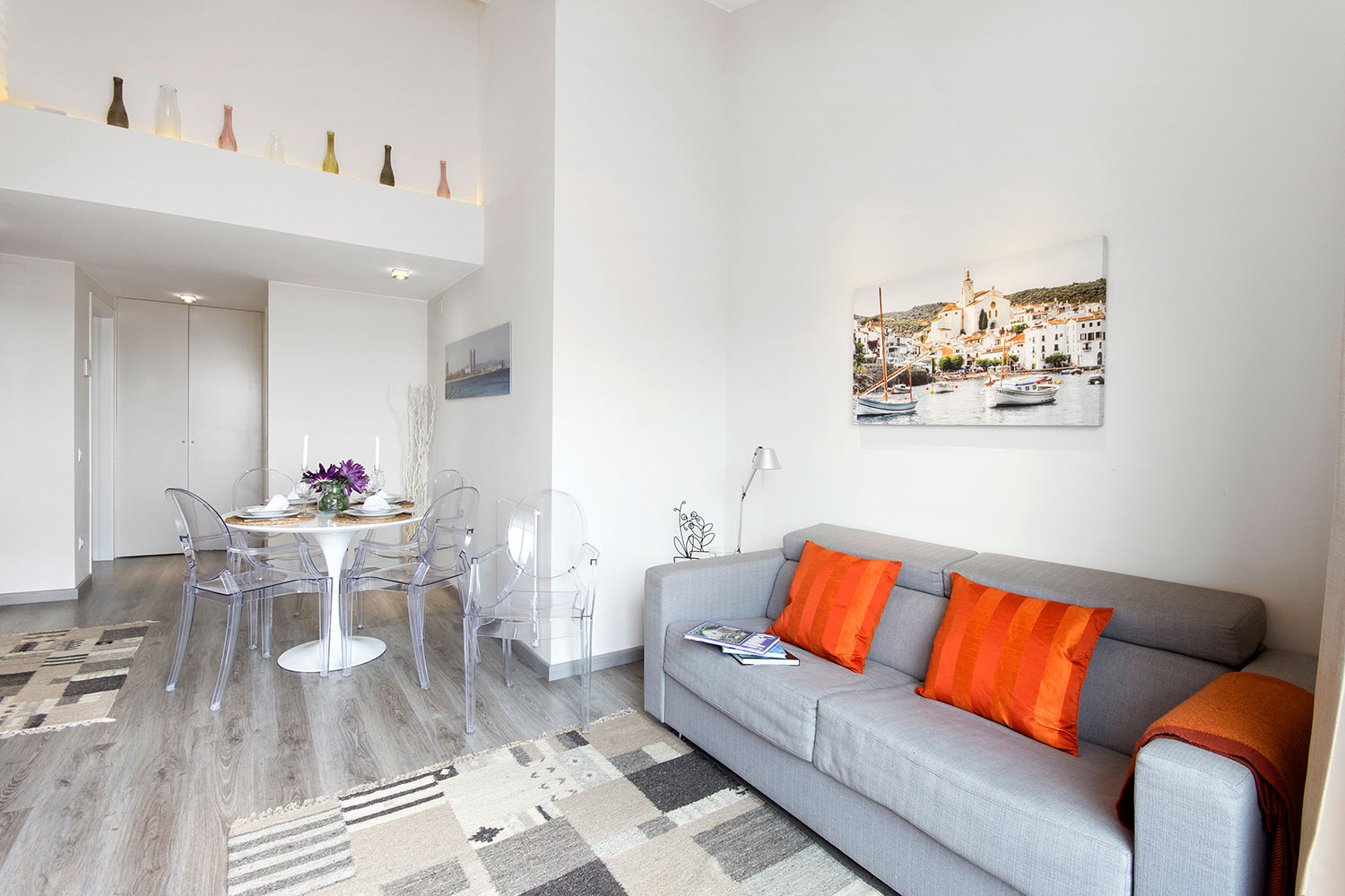 Barcelona Studio Apartments For Rent