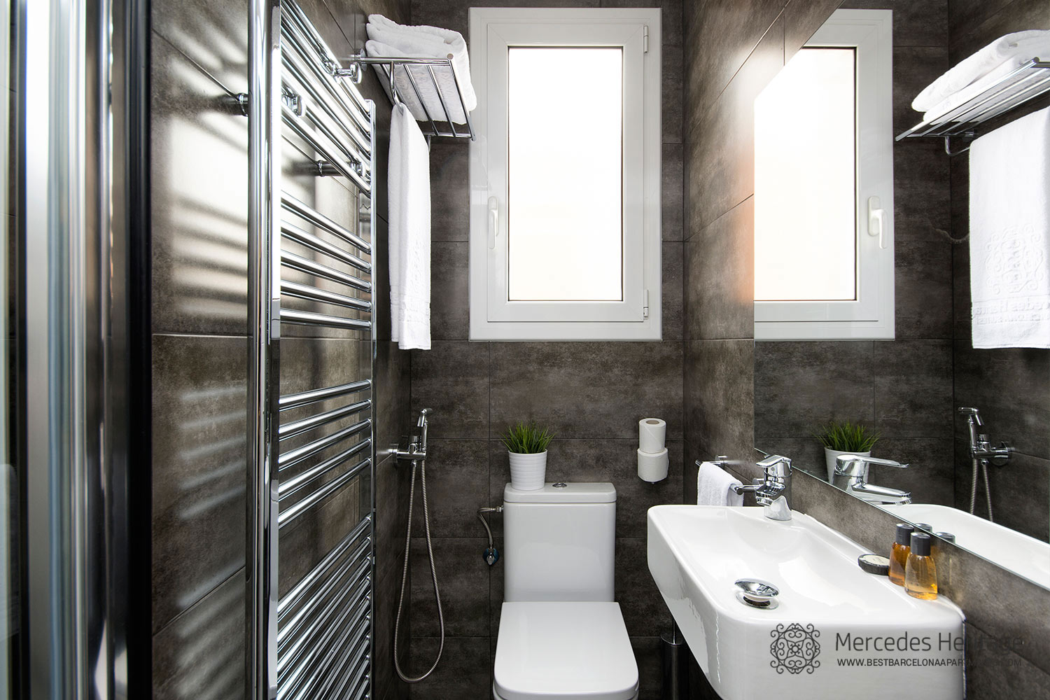 bathroom apartment