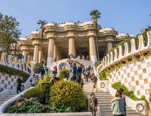 The ultimate guide to the Park Güell
