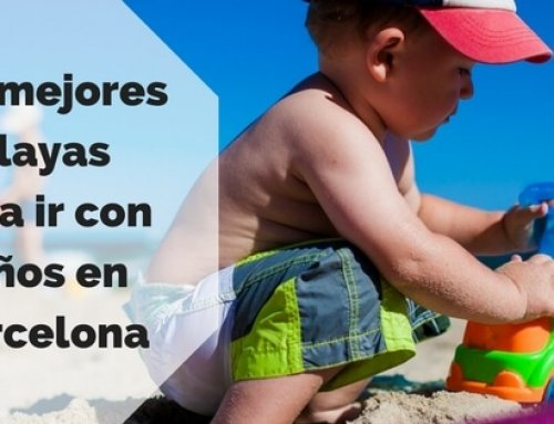 The best beaches in Barcelona and outskirts to enjoy with kids