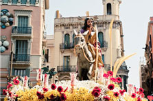"What to see in Barcelona during Easter ""la Semana Santa"""