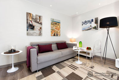 Short term apartments rental in Barcelona